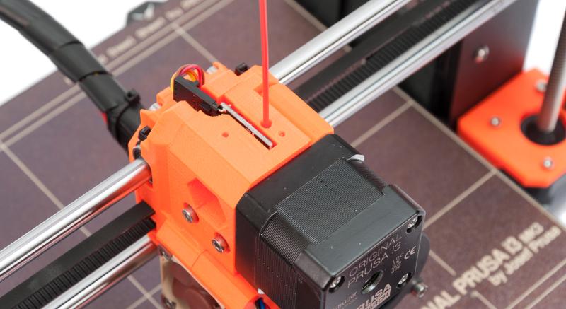 Filament sensor Prusa i3 MK3S