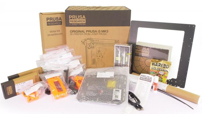 Prusa i3 MK3S Kit