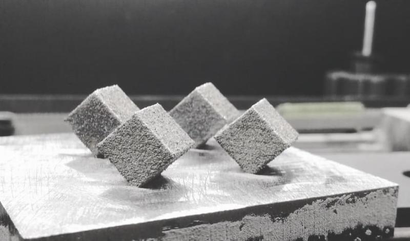Cubes d'étalonnage