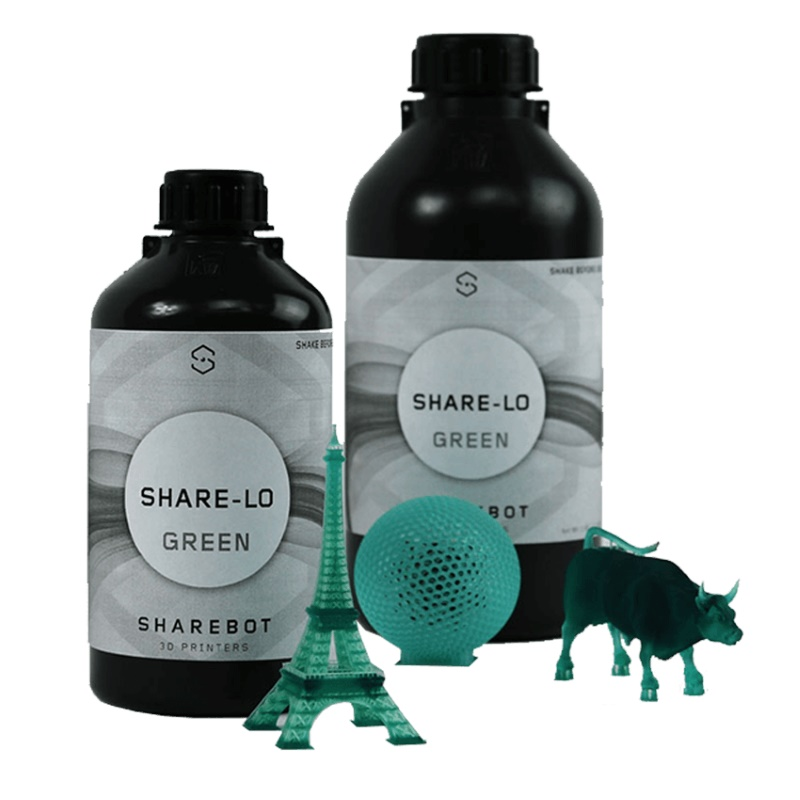 Resina especial para Sharebot Spirit