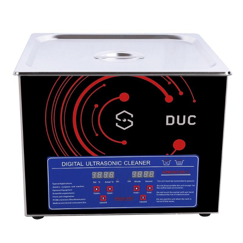 Sharebot DUC washing center