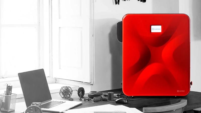 Impresora 3d Sinterit Lisa