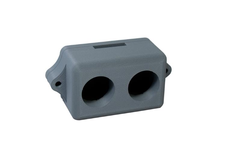 Sensor fabricado con ABS MDT