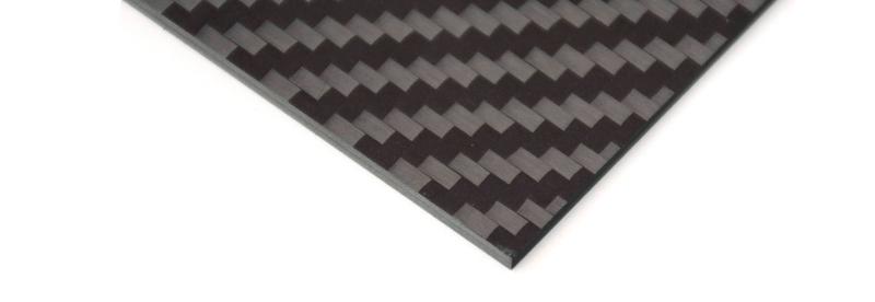 Carbon fibre sheet