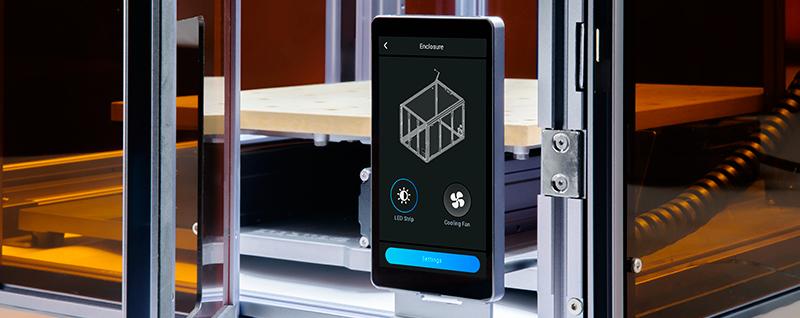 Snapmaker 2.0 smart display