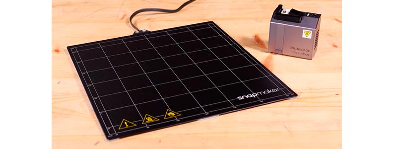 Flexible printing surface