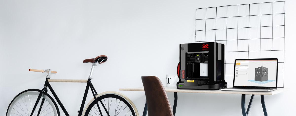 Impresora 3D FMD Da Vinci mini w+