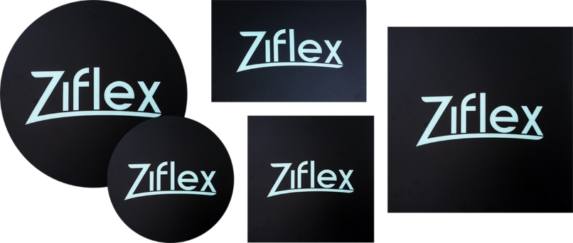 Gamme de tailles Ziflex