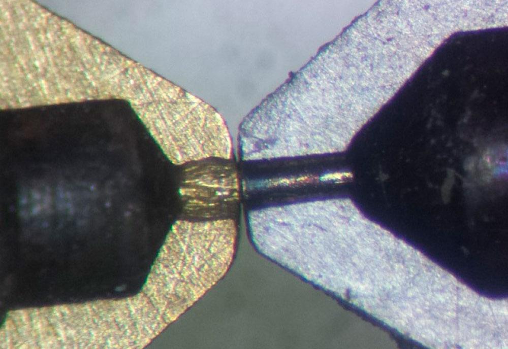 Brass nozzle vs. hardened steel