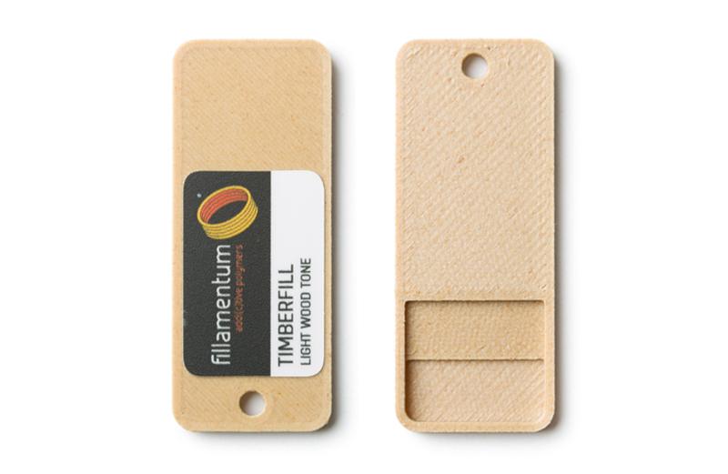 Timberfill Light Wood Tone Samper
