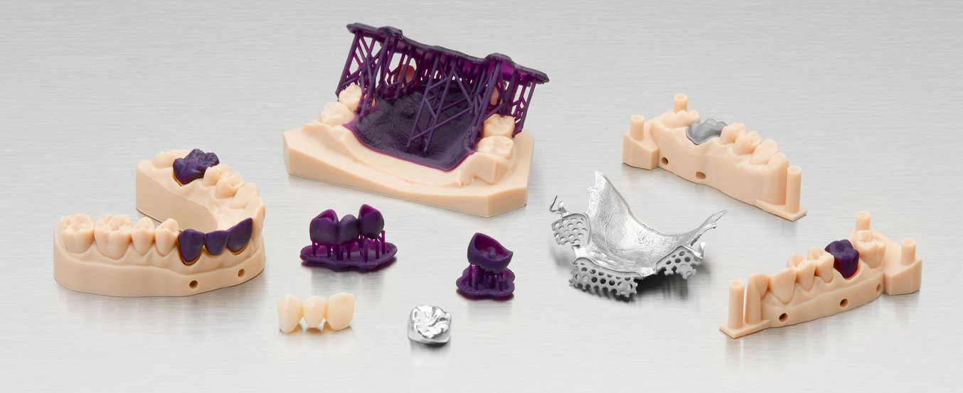 Castable Wax in dental sector