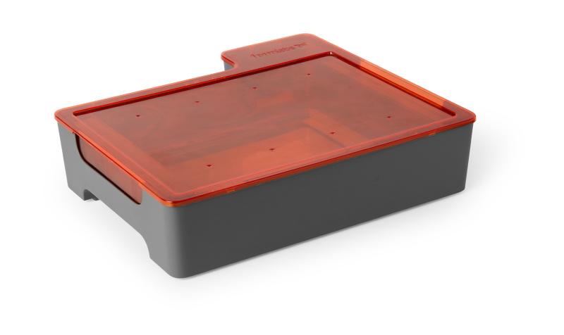Carcasa Tanque de resina Form 3