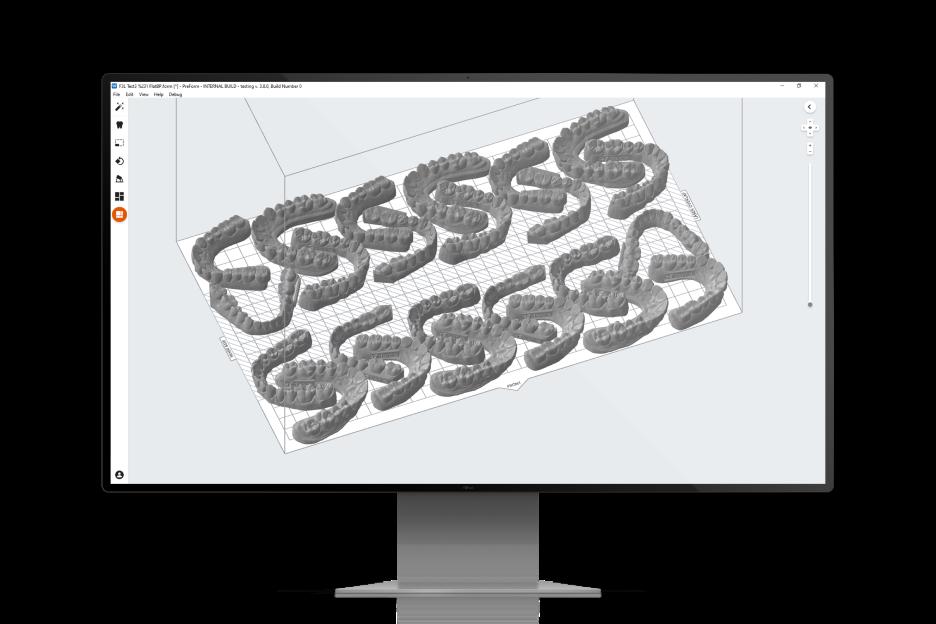 Diseño de piezas para impresión en Form 3BL.