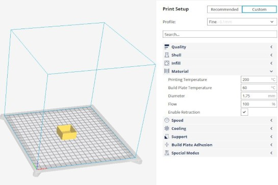 What is the flow of 3D printing and how to adjust it for a print without problems