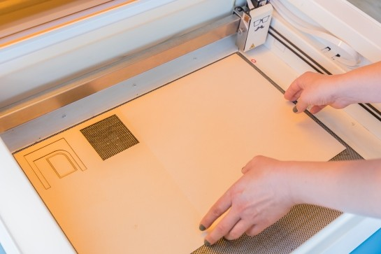 What laser cutting contributes to 3D printing