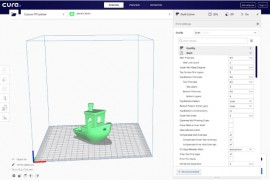 How to create a 3D printing profile