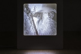 How to make a 3D printed lithophane