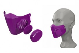 How to make a mask using 3D printing