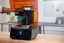 Resin 3D Printers: SLA, DLP and LED-LCD