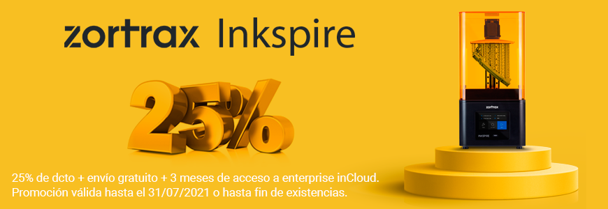 Inkspire 25