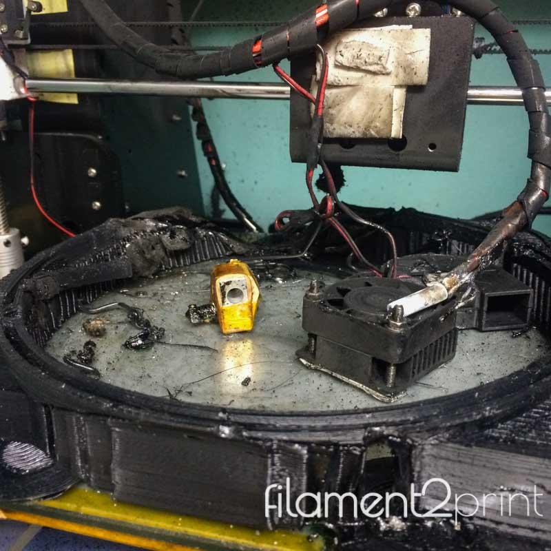 Riesgos a la hora de imprimir en 3D